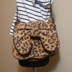 3.1 Phillip Lim Edie Brown leopard crossbody bag